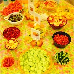 Gezond snoepen tijdens het Healthy Food Movement