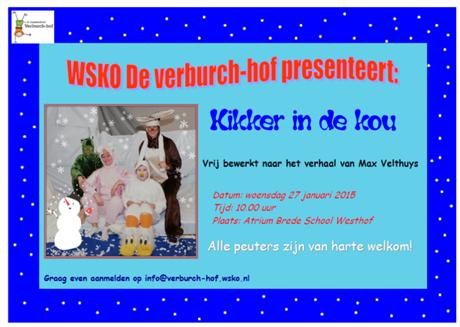 © Verburch-hof theater Kikker