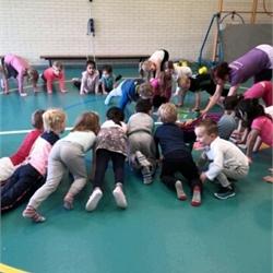 26-03-2018 Beroepen projectweek groep 1/2B