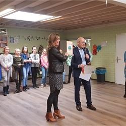 School op Seef certificaat