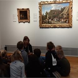 20-11-2018 Bezoek Rijksmuseum groep 6