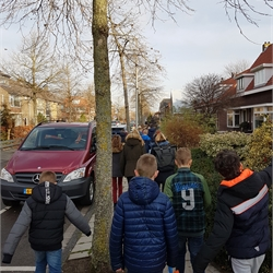 Kerstdiner groep 8 2018