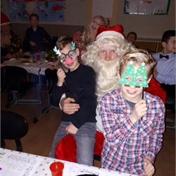 Kerstdiner groep 1 t/m 7 2018