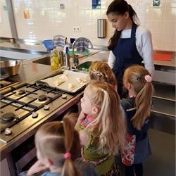 Koken bij het Voortgezet Onderwijs