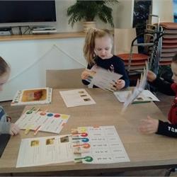 Bibliotheek les groep 3