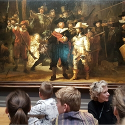 Rijksmuseum groep 8