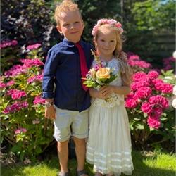 Een echte bruiloft