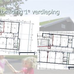 planning en voortgang nieuwbouw
