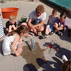 Techniekles water groep 3