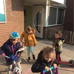 School op Seef groep 1/2 maart 2019
