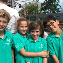 Schoolreis Drievliet 2019