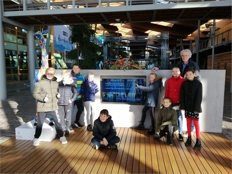 Bezoek Priva - Lego Mart