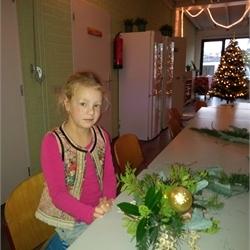 Kerststukjes maken 2018