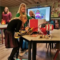 Sinterklaas Unit Bovenbouw 2020