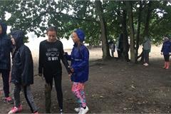 Kamp groep 8 september 2017