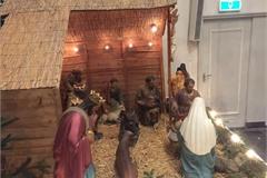 Kerstviering in de kerk 2017