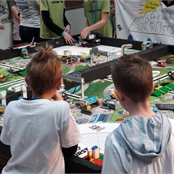 Regiofinale First Lego leaue