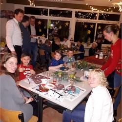 groep 6 kerstdiner