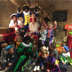 Sinterklaashuis 2019 Unit 123
