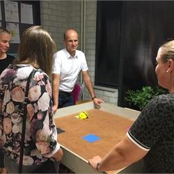 Workshops over ons onderwijs