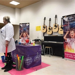 Mad Science Show groep 1 t/m 3