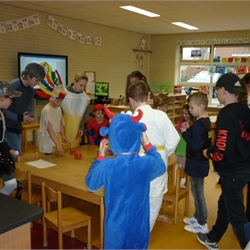 09-02-2018 Carnaval op school