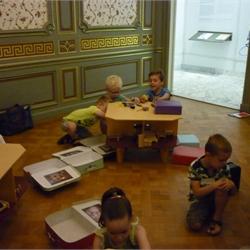 06-06-2018 Bezoek Gemeentemuseum groep 1/2B