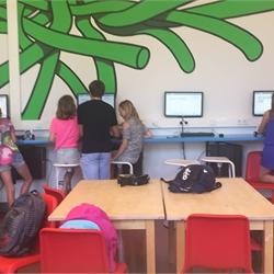 Workshop Mindstorms bij het Science centre Delft