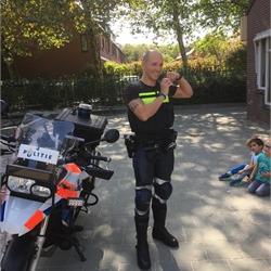 Politie op school?