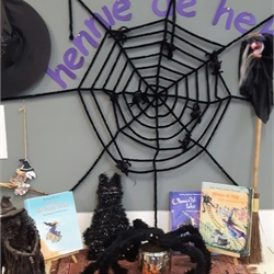 """Kinderboekenweek: """"Griezelen. Gruwelijk eng!"""