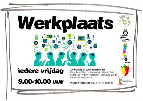 © Verburch-hof Werkplaats in BreinRijk